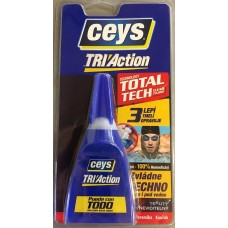 CEYS - TOTAL TECH TRI' ACTION 75g